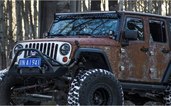 Jeep Wrangler Hunting Unlimited พิเศษตามสั่งแบบหนึ่งเดียว
