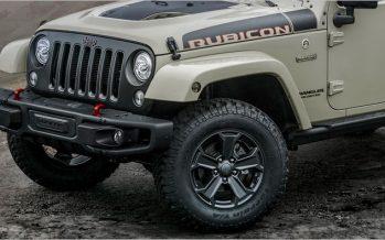 2017 Jeep Wrangler Rubicon Recon เพิ่มสมรรถนะในการลุย