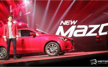 2017 Mazda2 เติมเทคโนโลยี G-Vectoring Control ตาม Mazda3