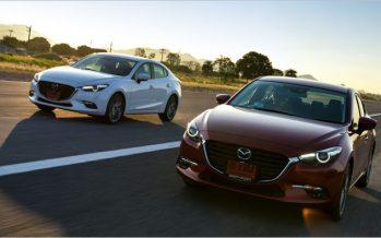 Mazda3 ปรับปรุงสมรรถนะ เพิ่มอุปกรณ์มาตรฐาน