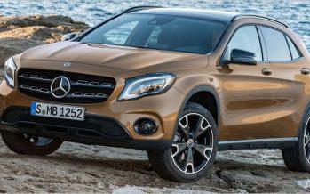 2018 Mercedes-Benz GLA เตรียมจำหน่ายรุ่นอัพเกรดในสหรัฐฯ