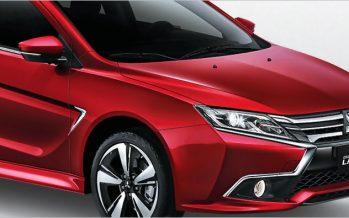 2017 Mitsubishi Grand Lancer ต่อลมหายใจ Lancer ในบางพื้นที่