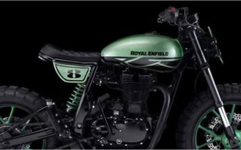 2017 Royal Enfield Classic 500 Green Fly คัสตอมลุคออฟ-โรด