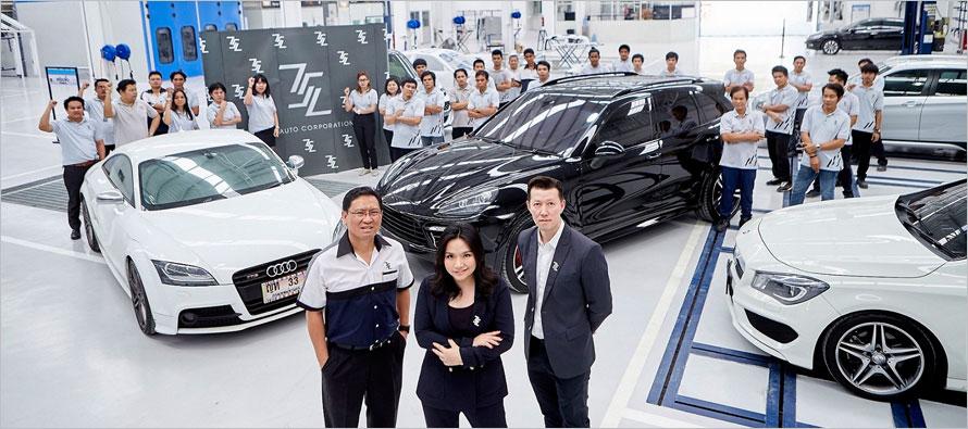 Millennium Auto Used Car Thailand