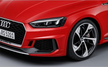 2018 Audi RS5 Coupe เครื่อง V6 2.9 ใหม่ แรงเท่าเครื่อง V8 4.2