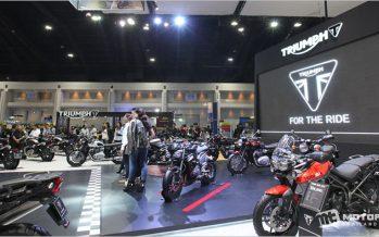 2017 Bangkok Motor Show : Motorcycles