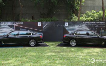 BMW เปิดตัว 7 Series เทคโนโลยี iPerformance และ M Performance