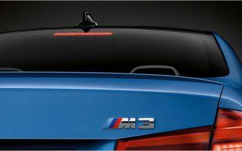 BMW ตระกูล M พลังไฟฟ้าล้วน อยู่ในระหว่างดำเนินการ