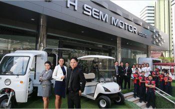 H SEM Motor เผยโฉมโชว์รูมบางนา พร้อมบริการครบวงจร
