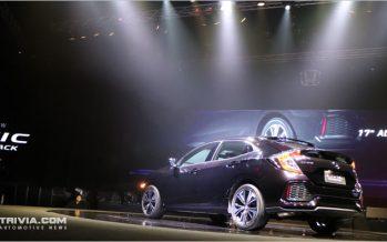 Honda Civic Hatchback การกลับมาอีกครั้งของแฮทช์แบครุ่นยอดนิยม