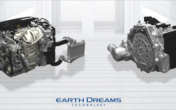 Honda เตรียมเปิดตัว CR-V ใหม่พร้อมเครื่องดีเซลเทอร์โบ i-DTEC