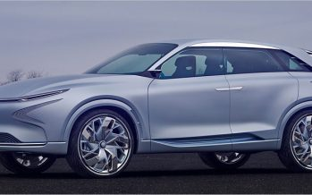 2017 Hyundai FE Fuel Cell Concept พรีวิวรถ FCEV รุ่นใหม่ในอนาคต