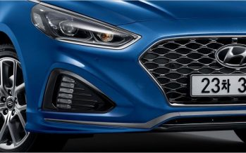 2017-2018 Hyundai Sonata ปรับโฉม เปิดตัวที่เกาหลีใต้