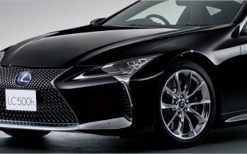 2017 Lexus LC ได้คิวเดินทางกลับไปจำหน่ายที่ประเทศญี่ปุ่น