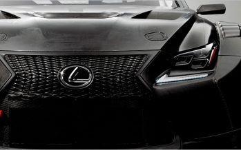 2017 Lexus RC F GT3 พร้อมลงสนามในสหรัฐฯ และญี่ปุ่น