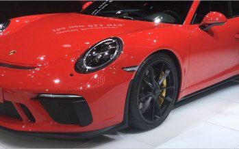 MICHELIN Pilot Sport Cup 2 N 1 ยางสำหรับ Porsche 911 GT3