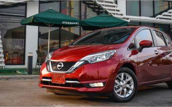 Nissan Note 1.2 VL ประหยัด กว้างขวาง อุปกรณ์ครบ