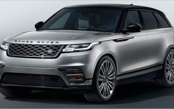 2018 Range Rover Velar เตรียมต่อกรกับ Porsche Macan