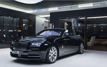 Rolls-Royce Motor Cars เปิดบูติคโชว์รูมแห่งใหม่ที่ภูเก็ต
