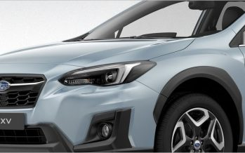 2018 Subaru XV โฉมใหม่บนแพลทฟอร์ม Global รุ่นใหม่