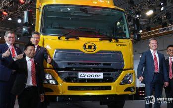 UD Trucks เปิดตัวรถบรรทุกขนาดกลาง UD Croner