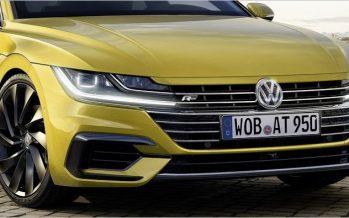 2018 Volkswagen Arteon ตัวแทนของ Volkswagen CC