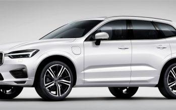 2018 Volvo XC60 เผยโฉมเจนเนอเรชั่น 2 ที่เจนีวาฯ 2017