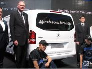 Mercedes ยกระดับบริการหลังการขายส่ง 24-Hour Service Vito ประจำศูนย์ฯ ทั่วประเทศ