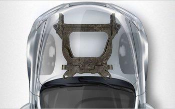 Ford และ Magna International จับมือพัฒนาซับเฟรมคาร์บอน