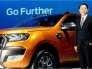 Ford ประเทศไทย ประกาศยอดขายไตรมาสแรกเติบโต 50%