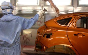 Ford ลดปริมาณการใช้น้ำในโรงงานผลิตทั่วเอเชียแปซิฟิค