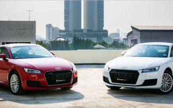Audi AG หนุนเยอรมัน มอเตอร์ เวิร์ค ปรับโครงสร้างราคารถ Audi ในไทย