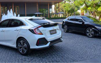 Honda Civic Hatchback แตกต่างที่รูปลักษณ์และการใช้งาน