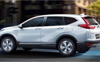 Honda CR-V Hybrid เตรียมจำหน่ายในประเทศจีนกลางปี 2017 นี้