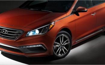 Hyundai เรียกคืน Sonata เกือบ 1 ล้านคันจากปัญหาเข็มขัดนิรภัย