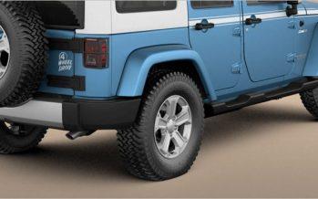 2017 Jeep Wrangler เพิ่มอีก 2 รุ่นพิเศษก่อนเปลี่ยนโฉม