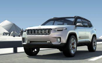 2017 Jeep Yuntu Concept ต้นแบบ SUV 6 ที่นั่งรุ่นใหม่สำหรับชาวจีน