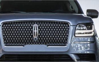 2018 Lincoln Navigator SUV ฟูลไซส์รุ่นใหม่เจนเนอเรชั่น 4