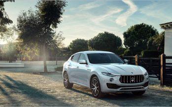 ดีไซน์ มอเตอร์เวิร์ค เผยพอใจผลตอบรับการเปิดตัว Maserati Levante