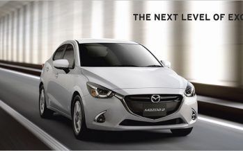 Mazda ยอดไตรมาสแรกเพิ่ม 6% เตรียมหนุนนโยบายรัฐ 4.0 ศึกษารถยนต์พลังงานไฟฟ้า