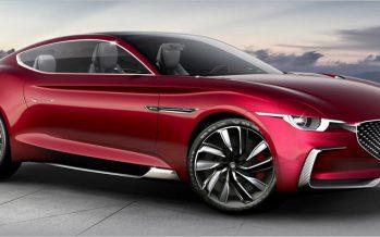 2017 MG E-Motion Concept อาจได้ไฟเขียวลงตลาดสปอร์ตในปี 2020