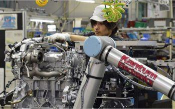 Universal Robots และ Nissan ยกระดับกำลังการผลิตโดยใช้หุ่นยนต์ร่วมกับมนุษย์