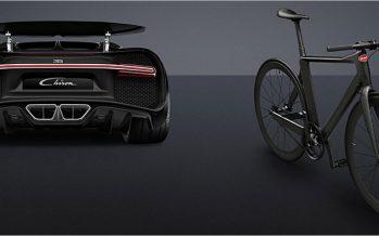 2017 PG Bugatti Bike จักรยานไฮเอนด์ที่มีน้ำหนักต่ำกว่า 5 กก.