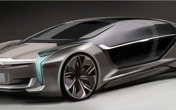 Qoros Model K-EV Concept สปอร์ตไฟฟ้าลูกครึ่งจีน-อิสราเอล