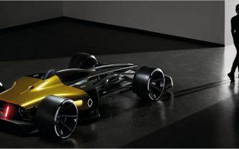 Renault RS 2027 วิสัยทัศน์แห่งอนาคตของรถฟอร์มูล่า วัน
