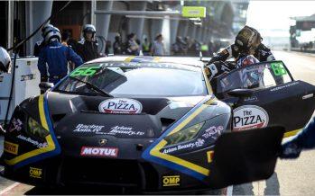 แซนดี้ สตูวิค เก็บคะแนนสะสมได้สำเร็จในสนามแรก Blancpain GT Series Asia 2017