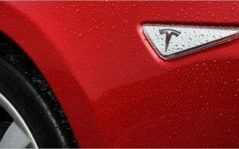 Tesla ส่งมอบรถได้ 25,000 คันในไตรมาสแรกของปี 2017