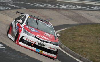 Corolla Altis คว้าอันดับ 1 รอบคัดเลือกรายการ ADAC Zurich 24-Hour Race 2017