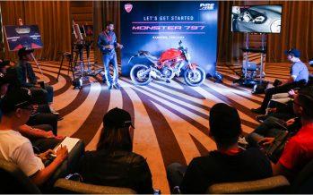 Ducati Monster 797 Asia Press Test ทดลองรถรุ่นใหม่ในกิจกรรม DRE