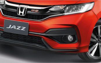 2017 Honda Jazz ปรับโฉมในไทย เพิ่มรุ่นย่อยใหม่ RS